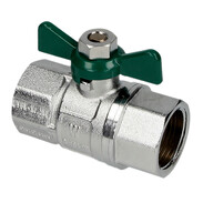 Drinking water ball valves with wing handle IT/IT
