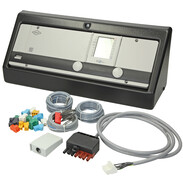 Boiler control panel DKS-classic D incl. burner connection cable 4 sensors