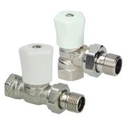 Mikrotherm manal radiator valve