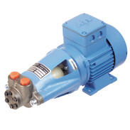 OEG SAFAG motor pump groups SMG with internal gear pump B series without pressure-regulating valve
