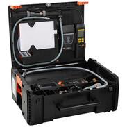 testo pro set 324 0563324071 leakage measuring instrument incl. 160mbar pump