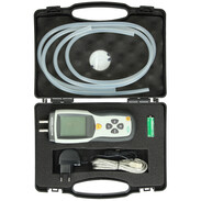 Differential pressure meter with PC interface 0-200 mbar 6530