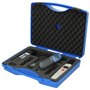 Measurement case for interior climate for energy consultants 4 pieces in case