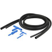 Nozzle pressure set, plastic connectors, T-pieces, hoses, for DM/DC 2000