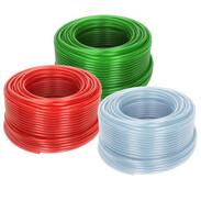 PVC hoses for leak detectors