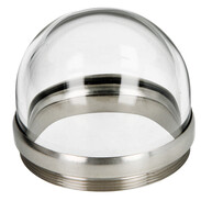 Glass dome for swivelling camera head Ø 40 mm