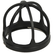 Dome protection rotating/swivelling  camera head 40