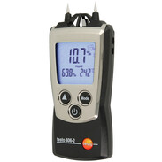 606-2 Moisture meter for relative humidity and material moisture