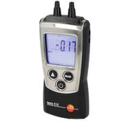 Differential pressure measuring instrument testo 510 kit for gas pressure measurements