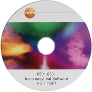 Software testo 330 with evaluation and device functions  0554.3332 05543332