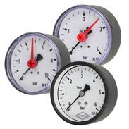 Solar pressure gauges