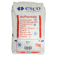 Road salt coarse 25 kg