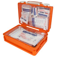 First Aid case Quick with contents acc. to DIN 13157