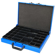 Sortimo® metal case for small components KM 321  with IB set