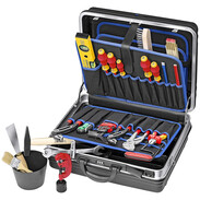 Tool case fitted for plumbing / heating / air-conditioning 002105HKS