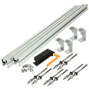 Montageset für 4flex®, für Röhrenkollektoren, mit Stockschrauben