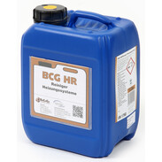 Heating cleaner BCG HR