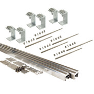 Hanger bolt mounting kit 4plus® for various roof coverings and façades