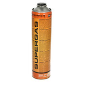 Compressed-gas can butane/propane universal  thread
