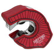 Heytec Mini ratchet-type pipe cutter for 15 mm aluminium and copper pipes