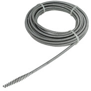 Bulb head spiral  6.4 mm x 4.5 m for Rothenberger devices