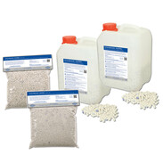 OEG universal granules for gas- and oil-fired condensing boilers