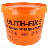 Ulith-Fix 5 quick-assembly mortar