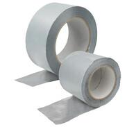 Adhesive aluminium tapes