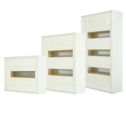 F-Tronic Small distributors wall-mounted without door