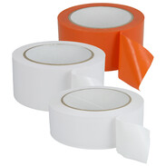 Plastic tapes UV-resistant for 14 days