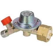 GOK Medium pressure regulator PS 16 bar 12 kg/h Komb-A. x G 3/8 lh M 4.0 bar