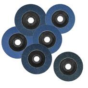 Flap discs INOX ZIRCON