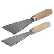 Rust-removing spatulas
