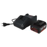 Battery starter kit 18 V