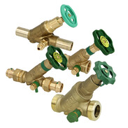 KFR valves with non-rising stem with draining