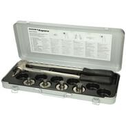 Exparo-Cu set hand tube expander 15-18-22-28 mm