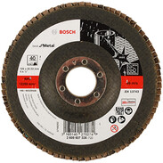 Disco abrasivo Bosch 125 mm 2608607327