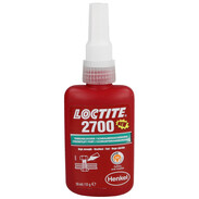 LOCTITE 2700 high-strength thread lock