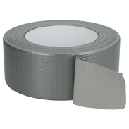 Duct power tape 50 m x 48 mm silver
