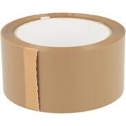 Adhesive tape 50 mm x 66 m brown