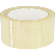 Adhesive tape 50 mm x 66 m transparent