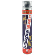 Mounting foam Fire Class  B1 750-ml can hardly inflammable