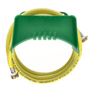 """Filling set with 5 m hose 1/2"""" 2 x 3/4"""" union nut and wall bracket 311910900"""