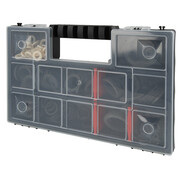 Seal assortment in plastic box with 220 EPDM seals