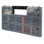 Assortimento di giunti in valigetta di plastica con 220 giunti in EPDM
