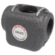 Isowa vela clip for concealed valves DN 25/30
