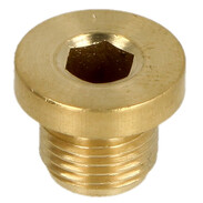 "plug 1/8"" with hexagon socket"