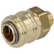 Quick-release coupling SK-DN 7.2-G1/4a