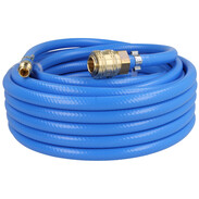 Compressed air hose 6 x 2,5 mm 10 m with fabric inlay