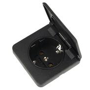 Built-in socket for vacuum cleaner  KV20K and KV 10